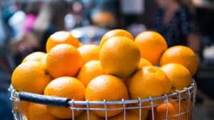 Basket of Oranges - What's in Your Vitamin C ?